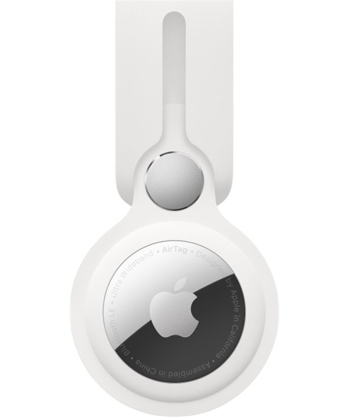 Apple AirTag-hanger - Wit