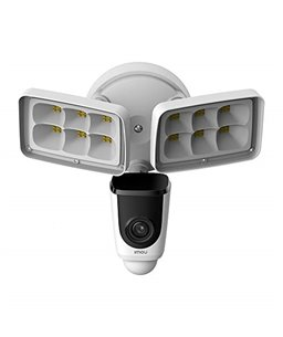Imou Floodlight camera with light and alarm
