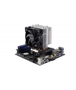 Scythe BIG Shuriken2 Rev.B Low Profile Heatpipe CPU Cooler